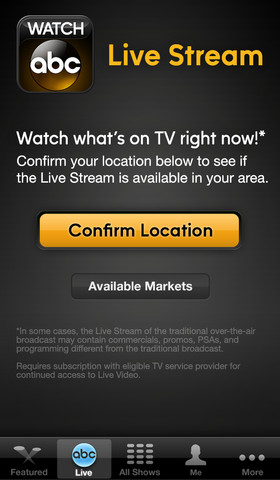 Waatch ABC 3.0 for iOS (iPhone screenshot 003)