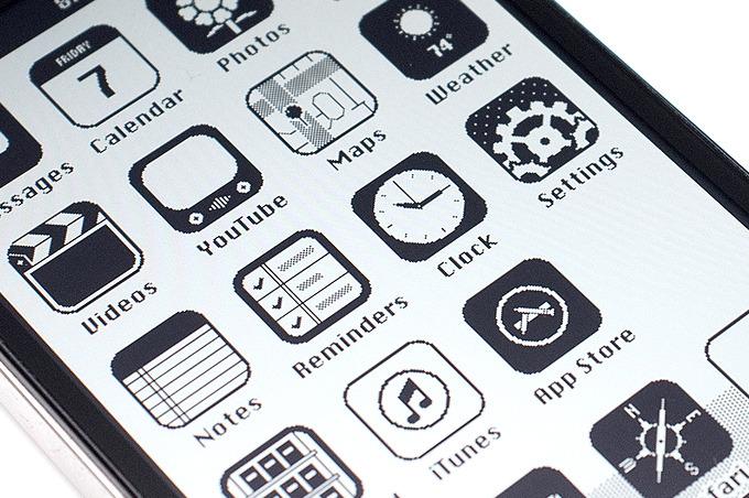 Winterboard theme (iOS 86, Anton Repponen 002)