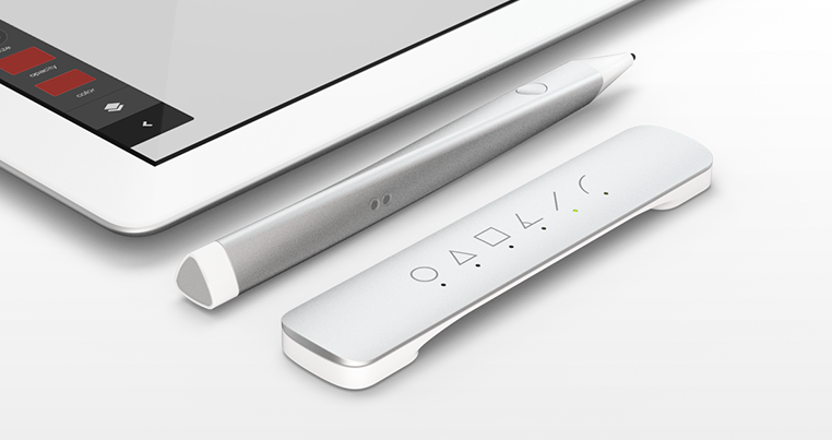 Adobe unveils new iPad-friendly Bluetooth stylus and digital ruler