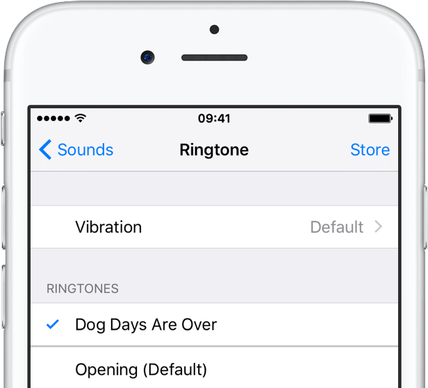 create iPhone ringtone in itunes