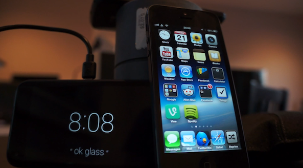glass iphone hack