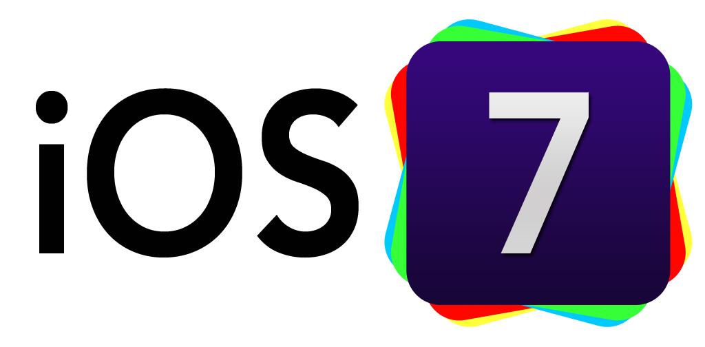 iOS 7 (WWDC 2013 logo mockup)