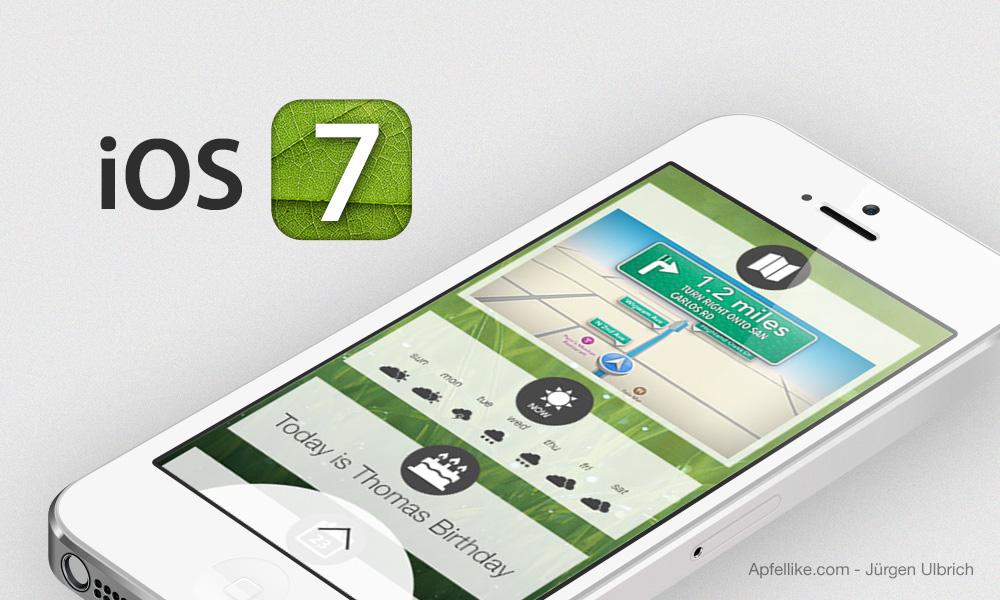 iOS 7 concept (Jurgen Ulbrich 002)