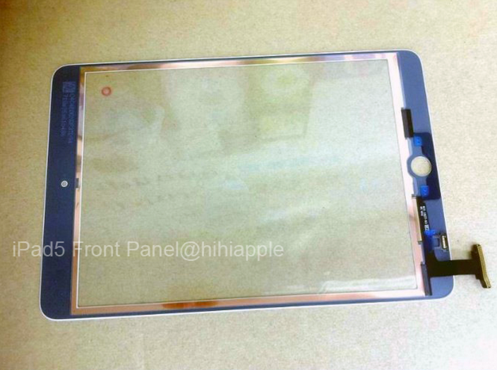 iPad 5 (front panel, Apple.pro 001)