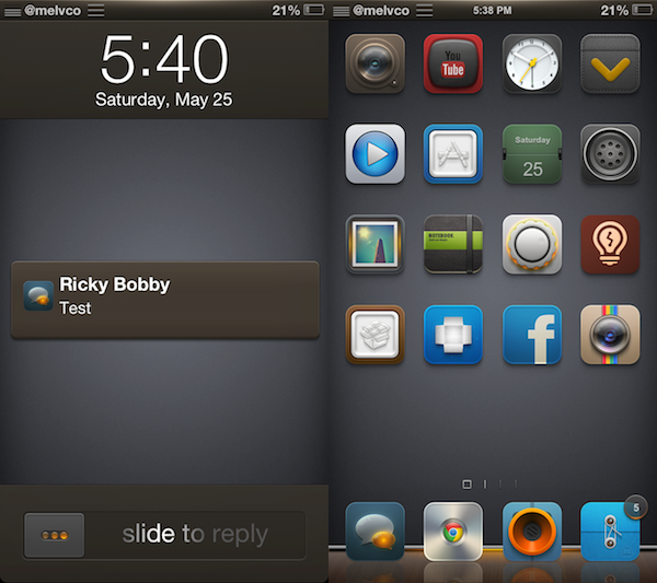 Give your iPhone's UI a reboot with Motif