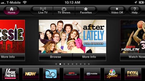 t-mobile tv app
