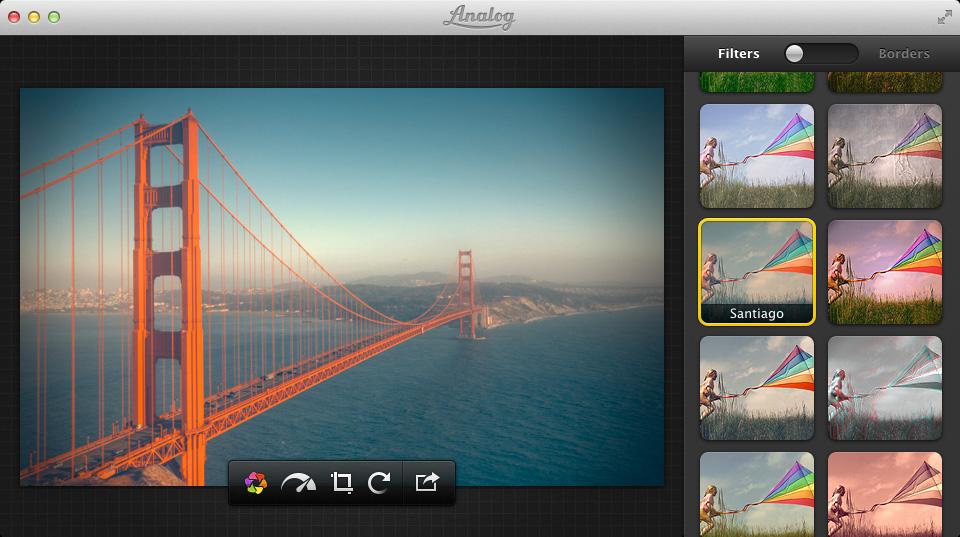 Analog for Mac (Mac screenshot 001)