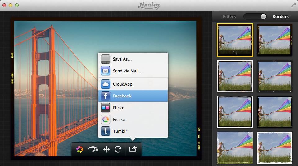 Analog for Mac (Mac screenshot 003)