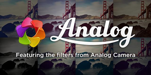 Analog for Mac (teaser 001)