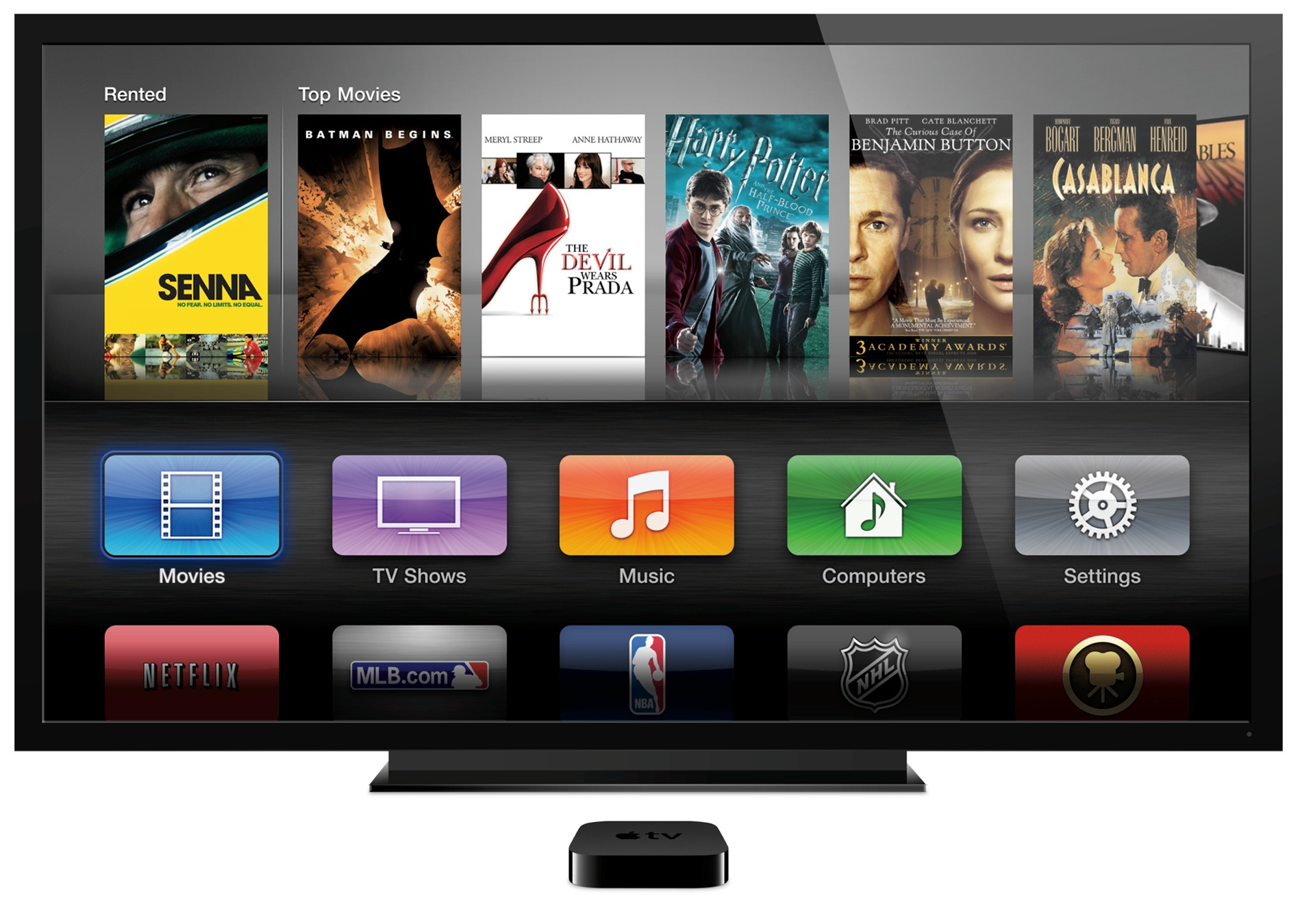 bloomberg  time warner cable channels coming to apple tv