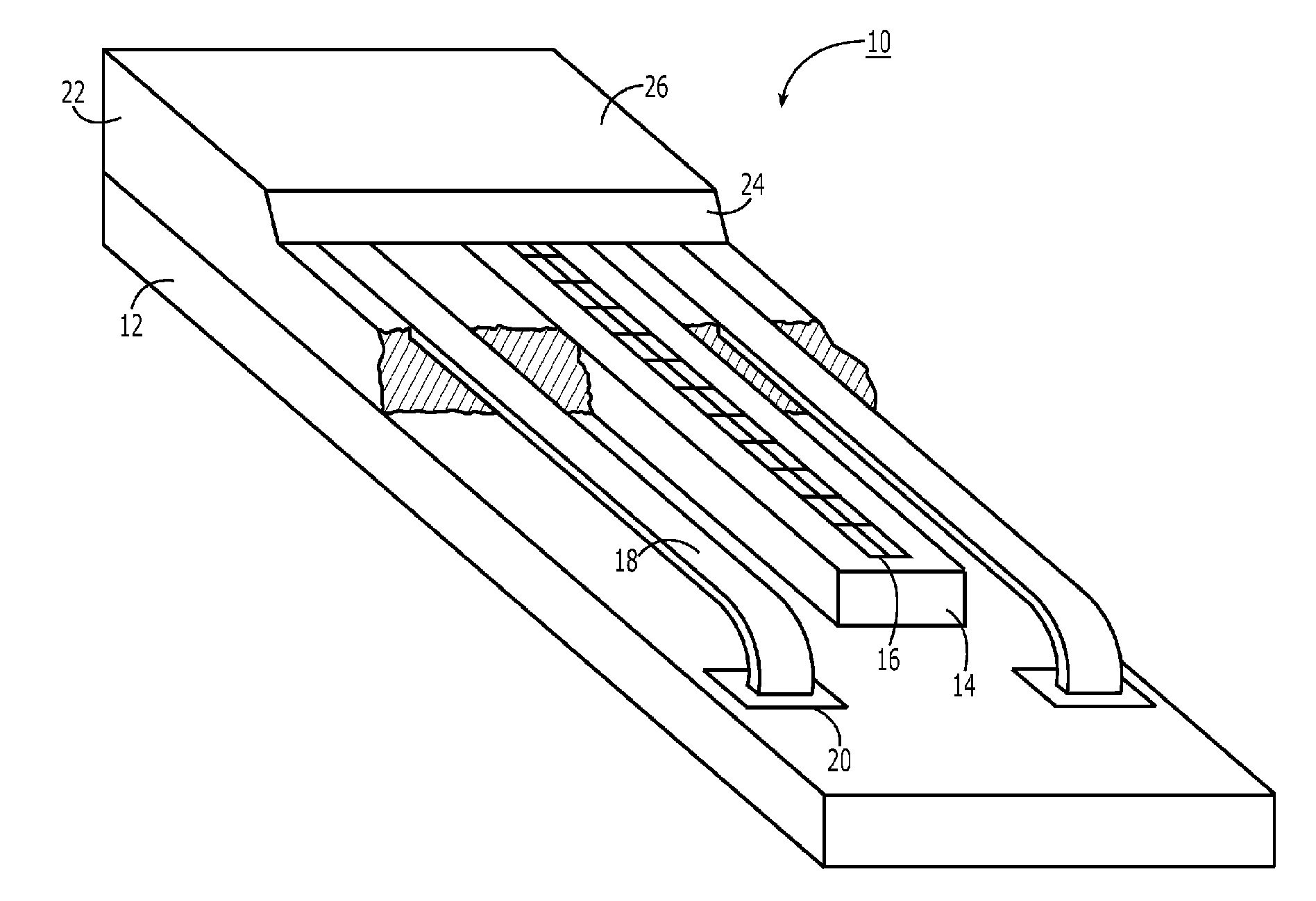 Apple patent (fingerprint sensor encapsulation 001)