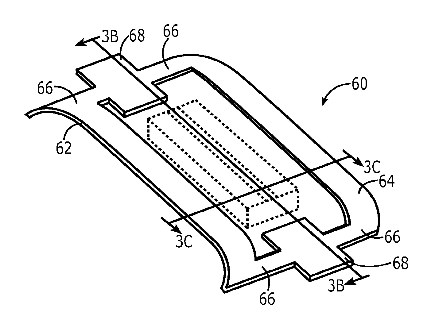 Apple patent (fingerprint sensor encapsulation 002)