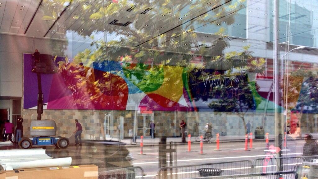 Apple setting up for WWDC 2013