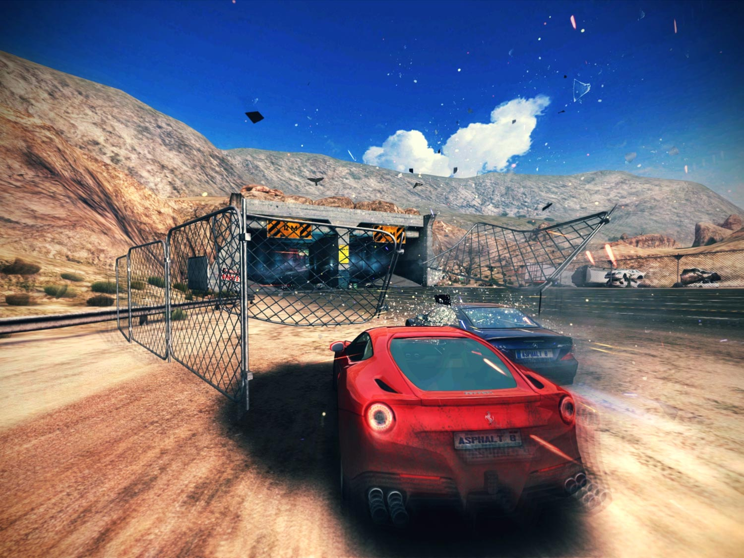 Asphalt 8 (screenshot 001)