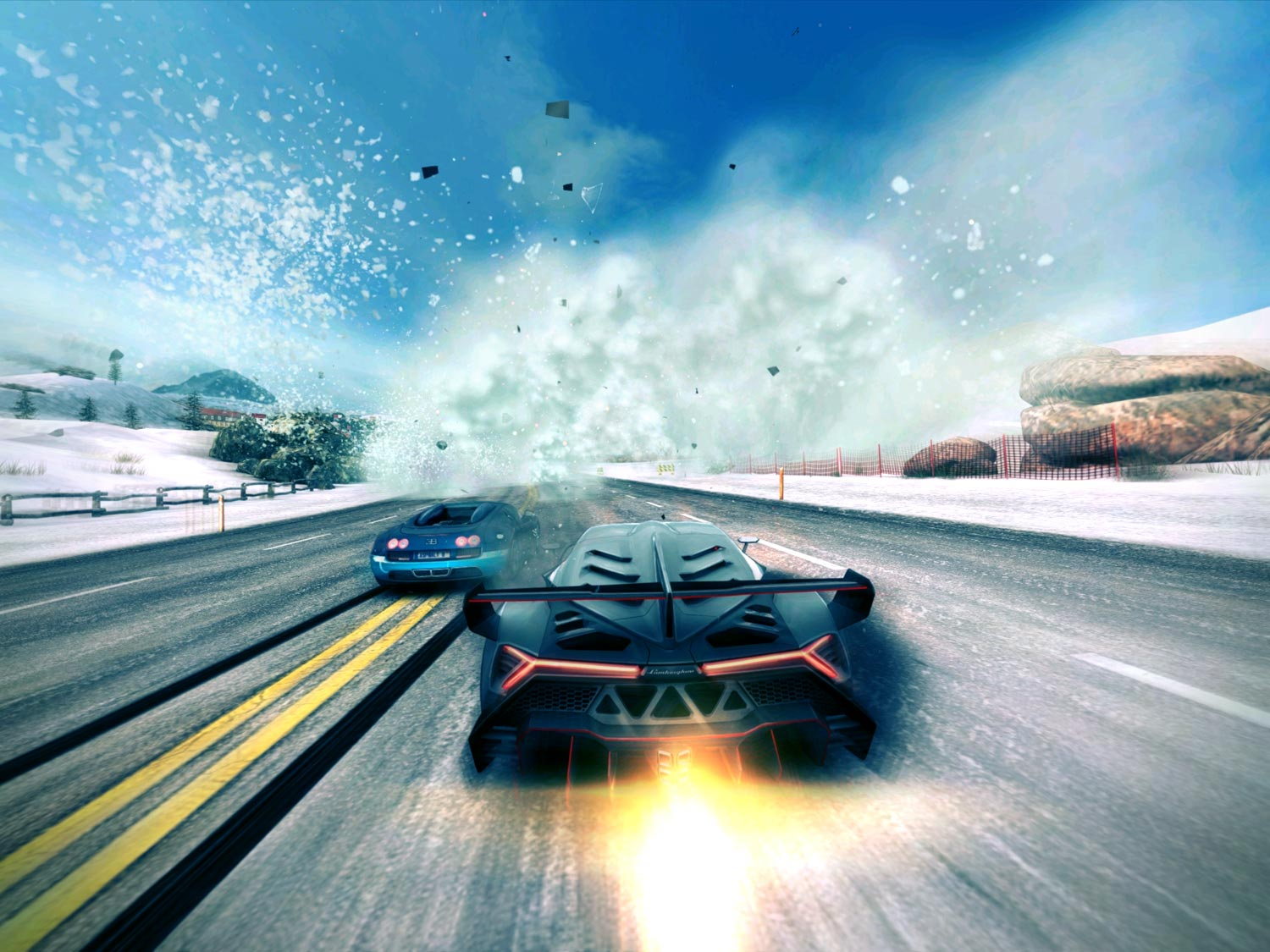 Asphalt 8 (screenshot 002)