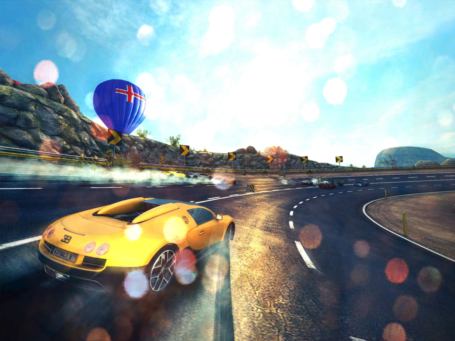 Asphalt 8 (screenshot 003)