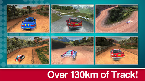Colin McRae Rally for iOS (iPhone screenshot 001)