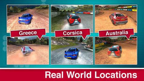 Colin McRae Rally for iOS (iPhone screenshot 002)