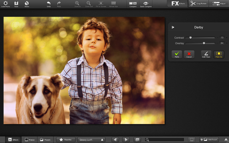 FX Photo Studio Pro (Mac screenshot 003)