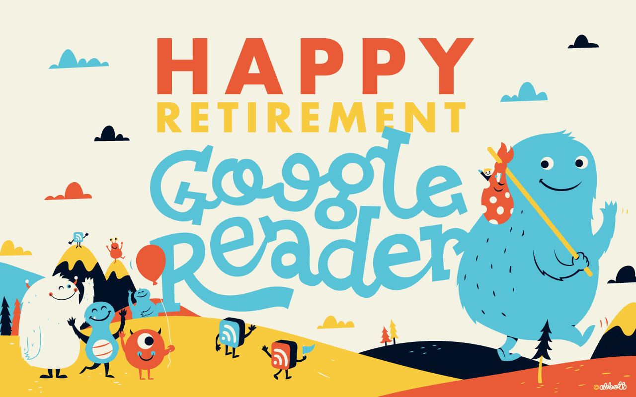 Feedly (Happy Retirement Google Reader teaser 001)r