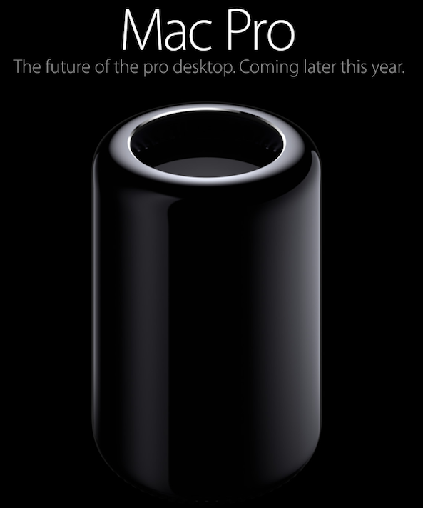 Mac Pro hero