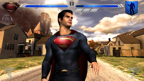 Man of Steel (iPad screenshot 001)