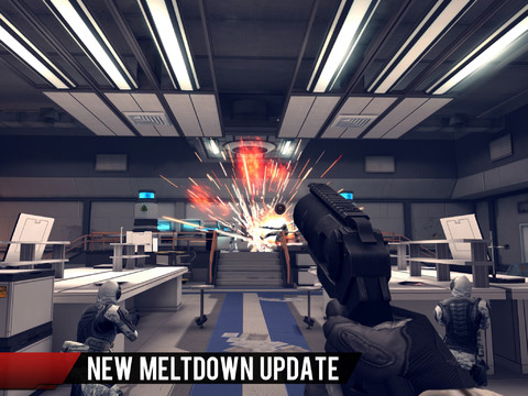 Modern Combat 4 Zero Hour (iPad screenshot 001)