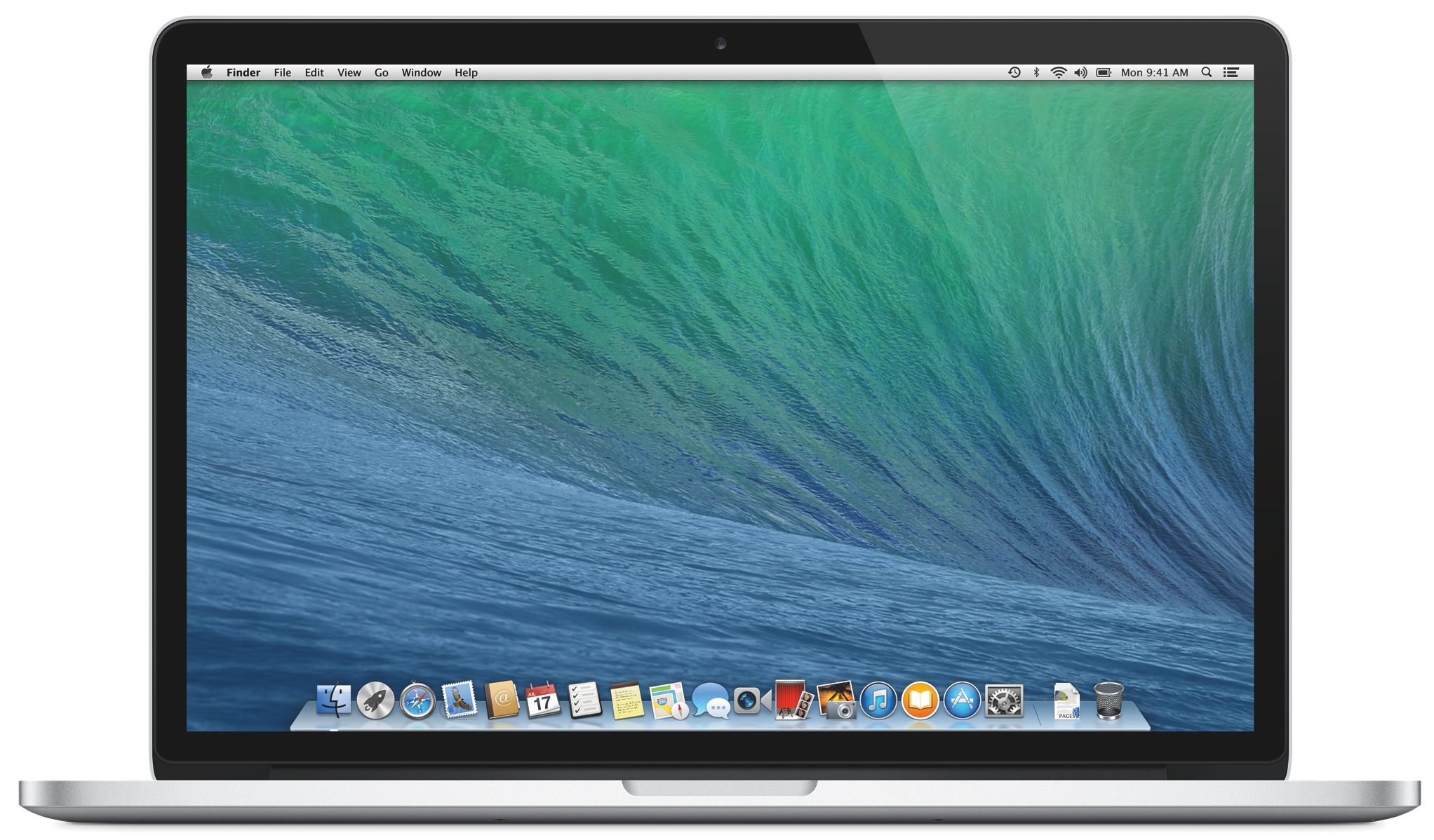 OS X Mavericks (Desktop, MacBook)