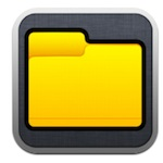Private Files and Photos Icon