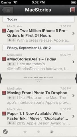 Reeder 3.1 for iOS (iPhone screenshot 003)