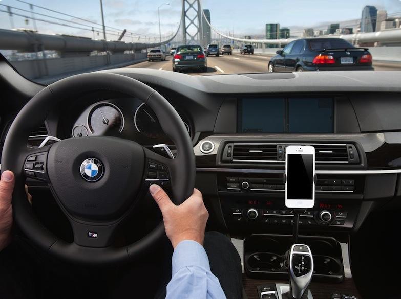 Siri Eyes Free (BMW)