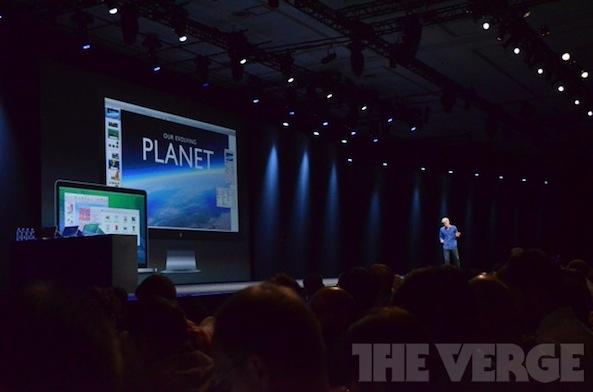 WWDC 2013 Multi Display