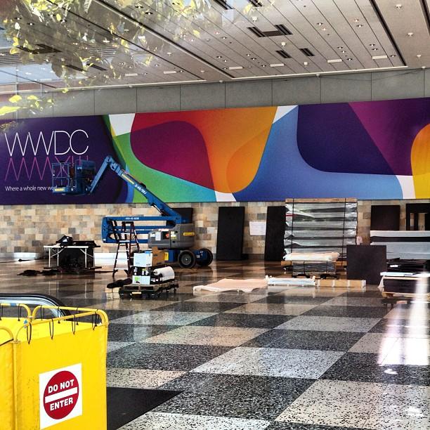 WWDC 2013 banners (Appleholic 001)