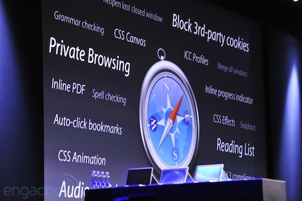 WWDC 2013 new Safari features
