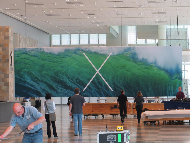 WWDC Banner (OS X logo 001, 9to5Mac)