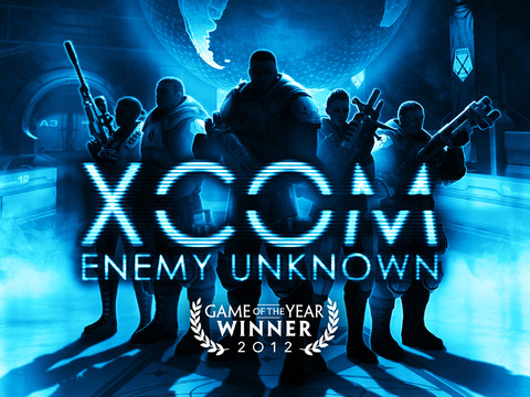 XCOM Enemy Unknown (iPad screenshot 001)