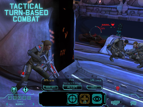 XCOM Enemy Unknown (iPad screenshot 002)