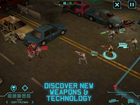 XCOM Enemy Unknown (iPad screenshot 003)