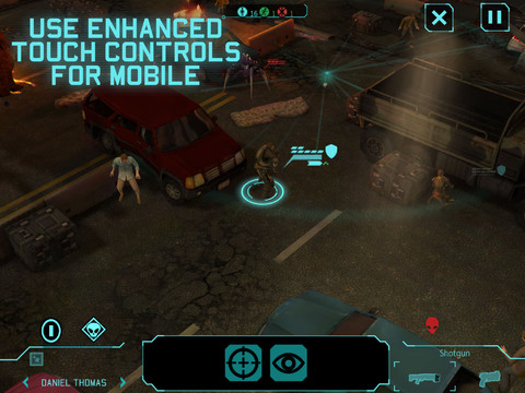 XCOM Enemy Unknown (iPad screenshot 005)
