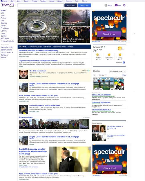 Yahoo News (web teaser 001)