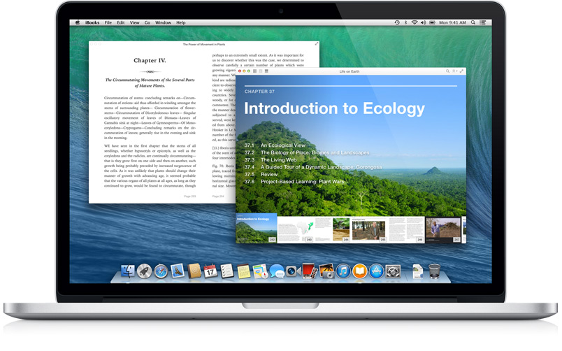 iBooks Multiple