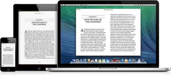 iBooks iCloud