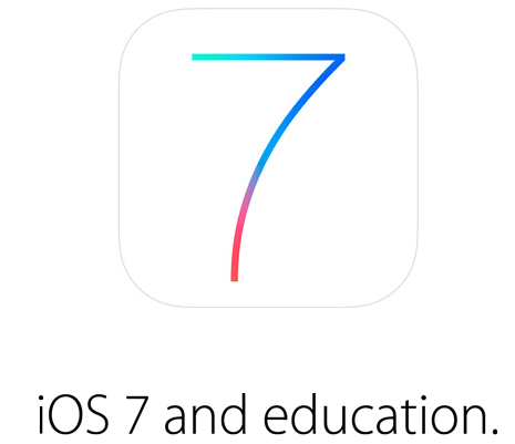 iOS 7 and Education (teaser 001)
