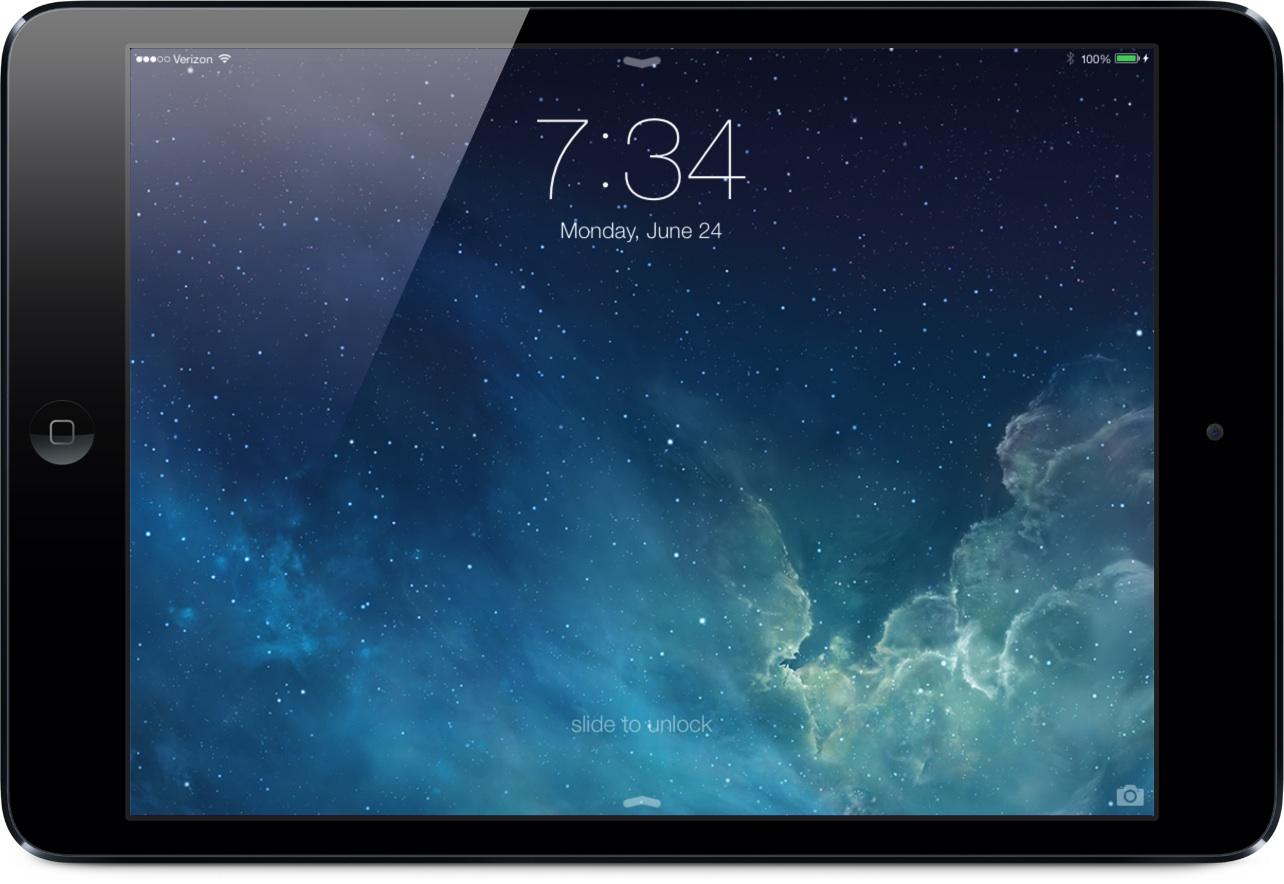 A hands-on look at iOS 7 on the iPad