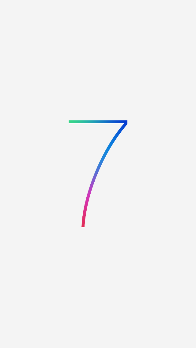 celebrate wwdc with these gorgeous ios 7 wallpapers