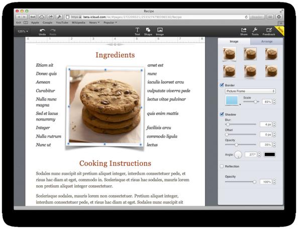 iWork for iCloud Beta (web screenshot 001)