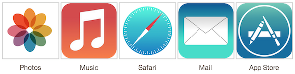 ios 7 concept icons 9to5mac