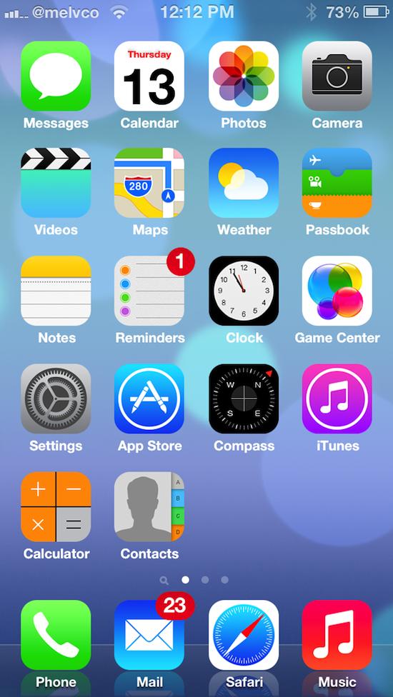 Download theme whatsapp ios 7