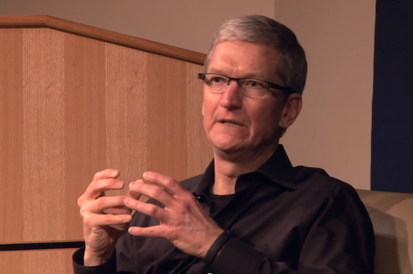 tim cook fuqua