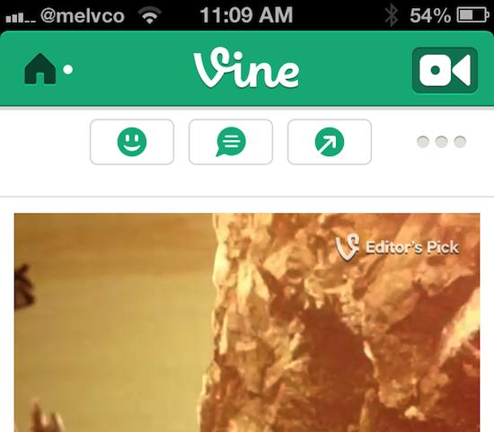 vine share